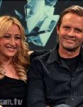 Jennifer Blanc and Michael Biehn