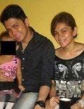 Vhong Navarro and Tanya Winona Bautista