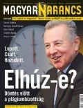 Magyar Narancs Magazine [Hungary] (22 March 2012)