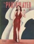 Rita Hayworth on the cover of The Photoplayer (Australia) - November 1952