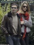 Olivier Martinez and Rosie Huntington-Whiteley