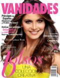 Chiquinquirá Delgado on the cover of Vanidades (Puerto Rico) - April 2014