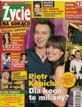 Zycie na goraco Magazine [Poland] (12 June 2008)