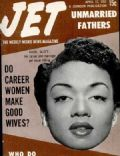 Hazel Scott on the cover of Jet Magazine (United States) - April 1952