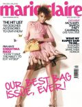 on the cover of Marie Claire (Malaysia) - May 2012