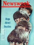 George Harrison, John Lennon, Paul McCartney, Ringo Starr on the cover of Newsweek (United States) - February 1964