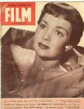 Jane Wyman on the cover of Le Film (Canada) - September 1951