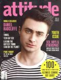Daniel Radcliffe on the cover of Attitude (United Kingdom) - August 2009