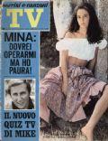 TV Sorrisi e Canzoni Magazine [Italy] (31 August 1969)
