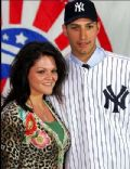 Andy Pettitte and Laura Dunn