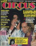 Dana Strum, Mark Slaughter on the cover of Circus (United States) - June 1992