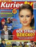 Anna Karczmarczyk, Malgorzata Socha on the cover of Kurier TV (Poland) - January 2014