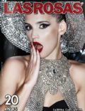 Sabrina Garciarena on the cover of Las Rosas (Argentina) - December 2012