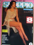 Skorpio Magazine [Italy] (9 February 1989)