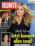 Bunte Magazine [Germany] (9 February 2012)