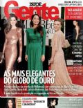 Amy Winehouse, Angelina Jolie, Anne Hathaway, Cher, Taís Araújo on the cover of Isto E Gente (Brazil) - January 2011