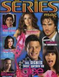 Cory Monteith, Eva Longoria, Ian Somerhalder, Lea Michele on the cover of Series Mag (France) - May 2011