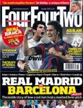 Kaká on the cover of Four Four Two (United Kingdom) - October 2009