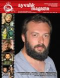 Okan Yalabik on the cover of Ayvalik Magazin (Turkey) - October 2012