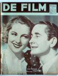 De Film (Belgian Magazine) Magazine [Belgium] (3 July 1938)