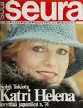 Seura Magazine [Finland] (31 January 1975)