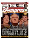24 Sata Express Magazine [Croatia] (21 February 2011)