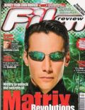 Film Review Magazine [United Kingdom] (November 2003)