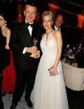 Gillian Anderson and Peter Morgan
