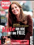 Point de Vue Magazine [France] (12 March 2013)
