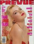 Traci Lords on the cover of Prevue (United States) - May 1991