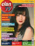 Shannen Doherty on the cover of Clan TV (Spain) - January 1993