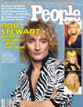 Rod Stewart on the cover of People (United States) - February 1979