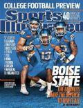 Sports Illustrated Magazine [United States] (14 August 2010)