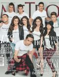 Charice, Iza Calzado, James Younghusband, Karylle, Kim Chiu, Liza Soberano, Marc Abaya, Phil Younghusband, Richard Gomez, Rico Blanco on the cover of Metro (Philippines) - December 2013