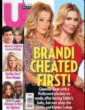 Adam Brody, Brandi Glanville, Khloé Kardashian, Khloe Kardashian and Lamar Odom, Lamar Odom, LeAnn Rimes, Leighton Meester, Leighton Meester and Adam Brody on the cover of Us Weekly (United States) - February 2013