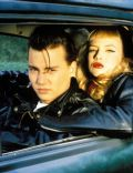 Johnny Depp and Traci Lords