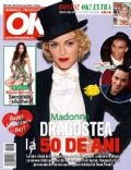 Madonna on the cover of Ok (Romania) - February 2014