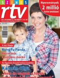 Szines Rtv Magazine [Hungary] (28 November 2011)