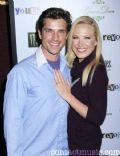 Scott Bailey (actor) and Adrienne Frantz