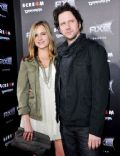 Jamie Kennedy and Nicolle Radzivil