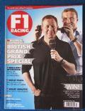 F1 Racing Magazine [United Kingdom] (July 2011)
