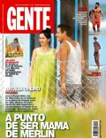 Gente Magazine [Argentina] (3 January 2012)
