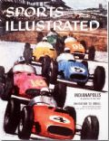 on the cover of Sports Illustrated (United States) - May 1959