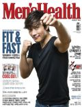 Men's Health Magazine [South Korea] (August 2013)