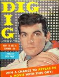 on the cover of Dig (United States) - July 1958