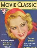 Joan Blondell on the cover of Movie Classic (United States) - April 1932