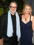 Kim Cattrall and Clifford Ross