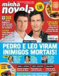 Minha Novela Magazine [Brazil] (13 May 2011)