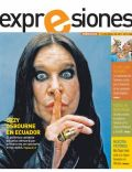 Expresiones Magazine [Ecuador] (13 April 2011)