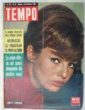 Tempo Magazine [Italy] (29 December 1959)